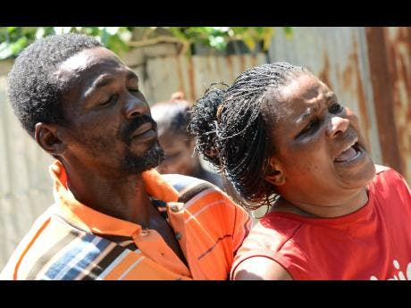 THE HIGH CRIME RATE IN JAMAICA WORRIES SOME MEMBERS OF THE MUSIC FRATERNITY!