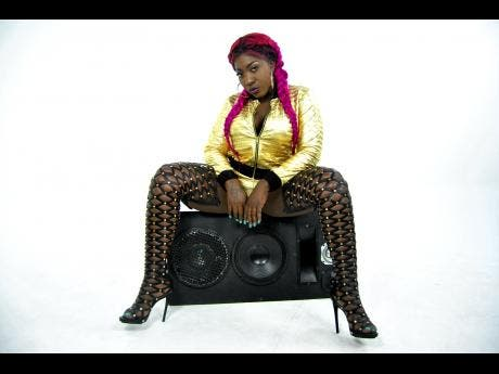 AFTER A FAILED RELATIONSHIP, DANCEHALL ARTIST SPICE VOWS TO GIVE UP ON SEX FOR A YEAR!