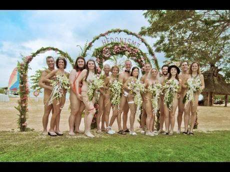 Zealand nudist resorts New