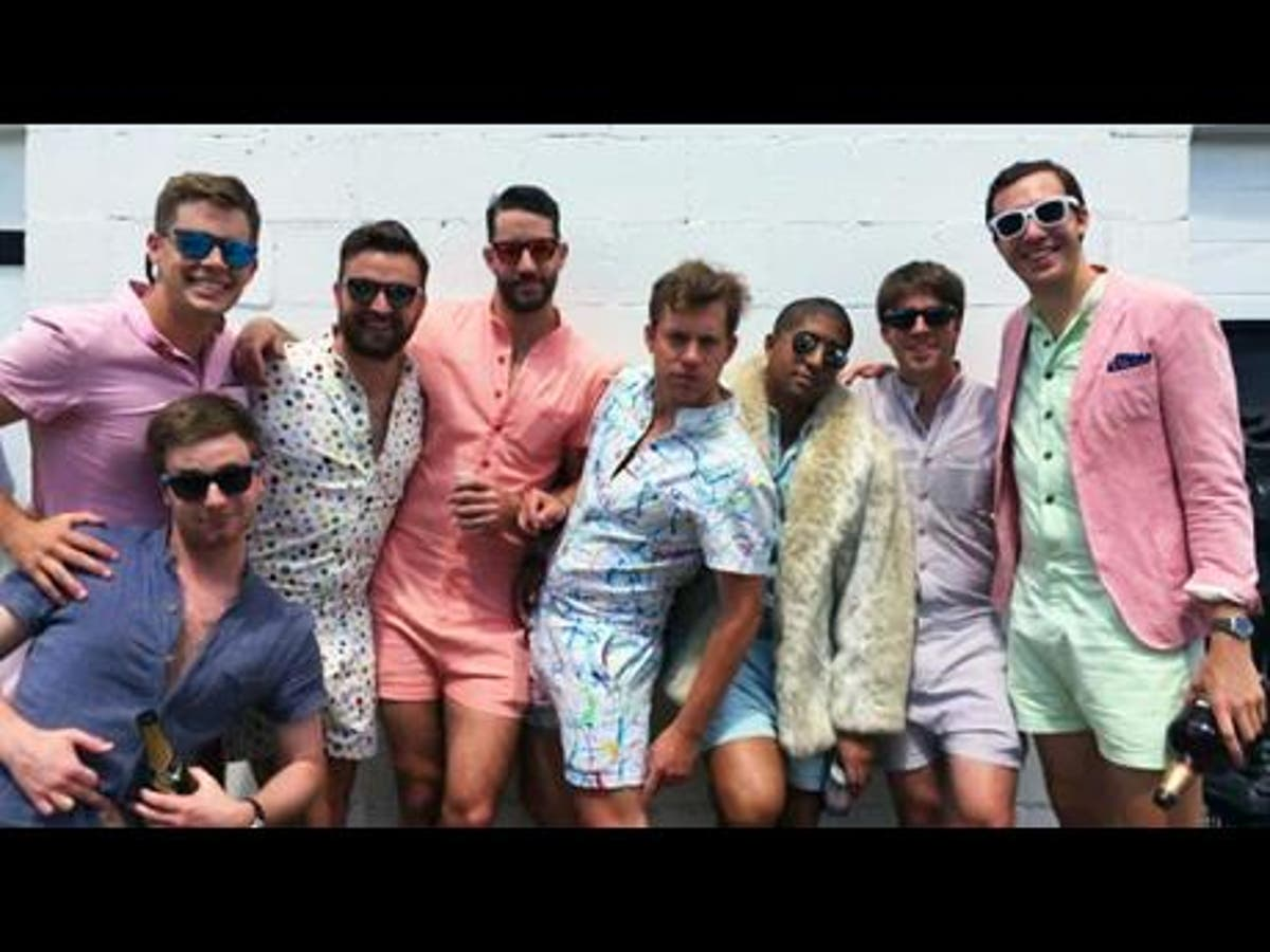c77516eb0d44 Male rompers rejected