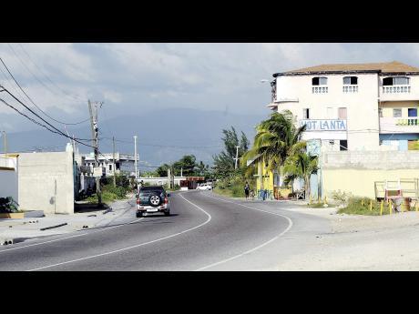 Back road portmore jamaica