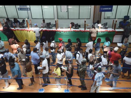 Cabinet to consider ticket amnesty extension | News | Jamaica Star