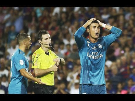 Real Madrid's Cristiano Ronaldo says he feels 'persecuted' after ban was upheld