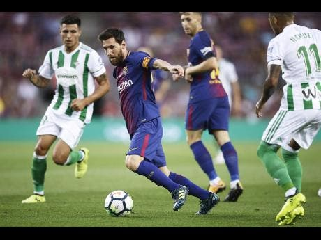 Spain La Liga head fears for post-independence Barca
