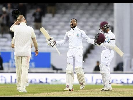 Twitter Goes Crazy as West Indies Stun England to Win 2nd Test