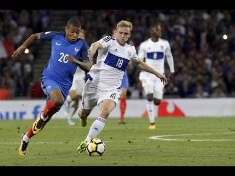 International Friendly: Pogba on point as Les Bleus defeat Russian Federation