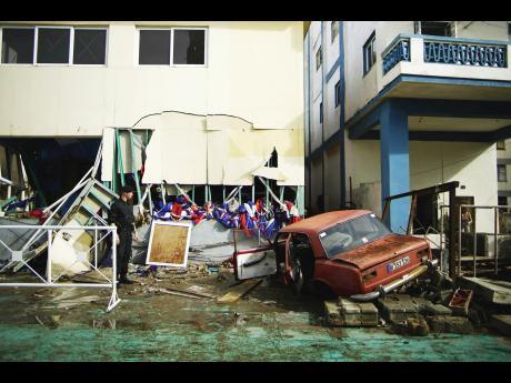 Branson shares Hurricane Irma photos detailing destruction