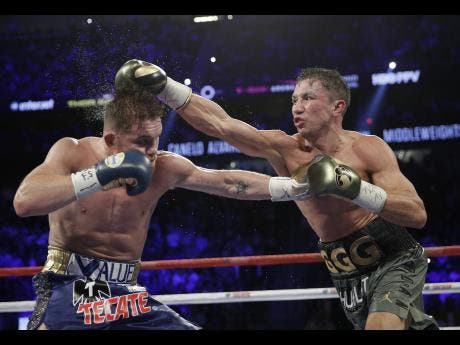 'Fix' Controversy Surrounds GGG V Canelo After Fight Ends In Draw