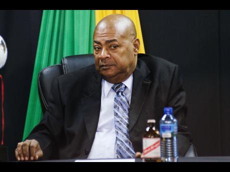 Αποτέλεσμα εικόνας για jamaican football federation president