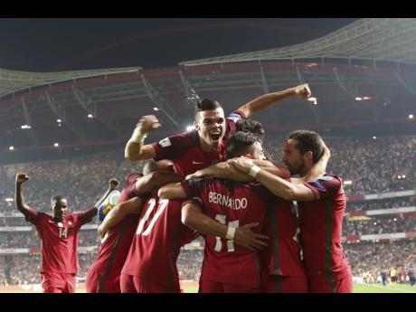 73a6b3f786 Portugal blank Swiss 2-0