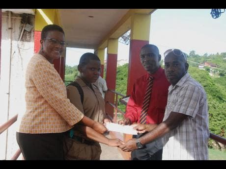 Cornwall College Jamaica Principal