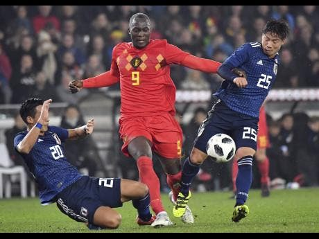 Lukaku: I Was Told To Learn From These Three Strikers
