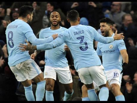 Sergio Aguero Set To Start For Manchester City Against Bristol City