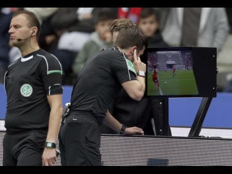 Federation Internationale de Football Association confirms VAR will be used at 2018 World Cup