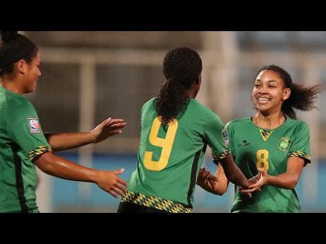 Ja U-20 Girlz bow out with draw
