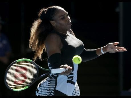 Serena Williams named in USA Fed Cup team to play Netherlands