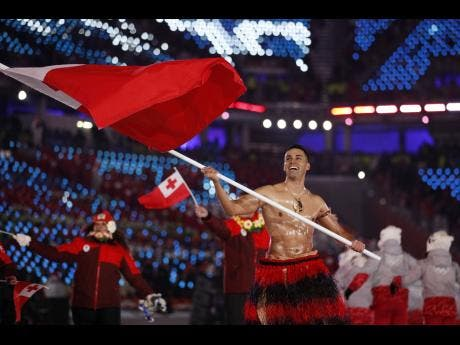 Olympics: Tongan flag-bearer finishes 114th out of 116 in cross-country skiing