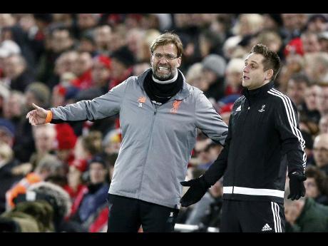 Jurgen Klopp jokes about promise he made to Mohamed Salah against Porto