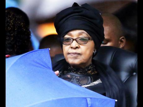 Farewell to a divisive unifier — Winnie-Madikizela Mandela