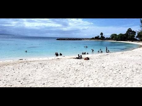 beaches to be upgraded news jamaica star