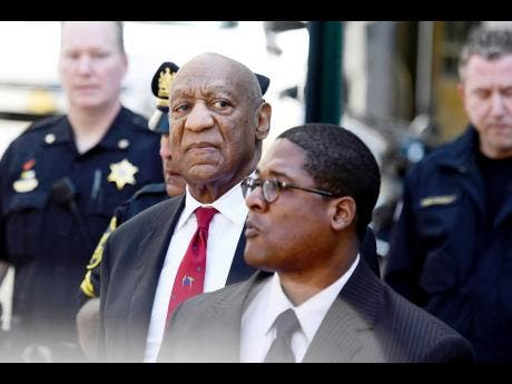 TV academy reviewing Bill Cosby's Emmys, Hall of Fame honor