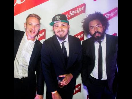 Image result for Major Lazer, Busy Signal in hot new Bacardi TV ad