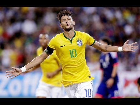 7d5d3ce77 Neymar is King! ... Brazilian jerseys selling like hot bread
