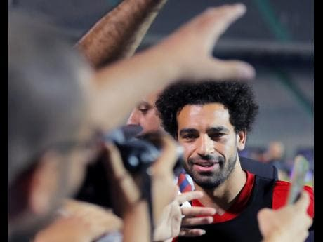 Cuper: Salah will play against Uruguay