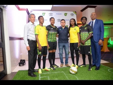 More Success With Umbro Ricketts Jamaica Football Federation