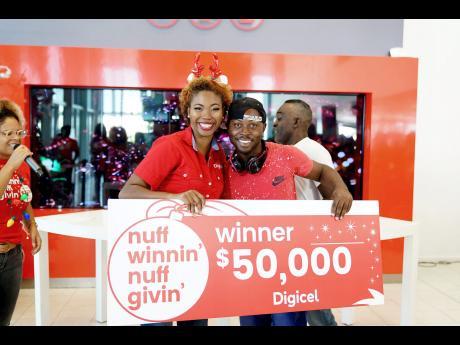 Digicel to bring season of 'nuff giving' | News | Jamaica Star