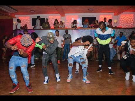 Dancers from all walks of life came out to celebrate a night of dancehall.