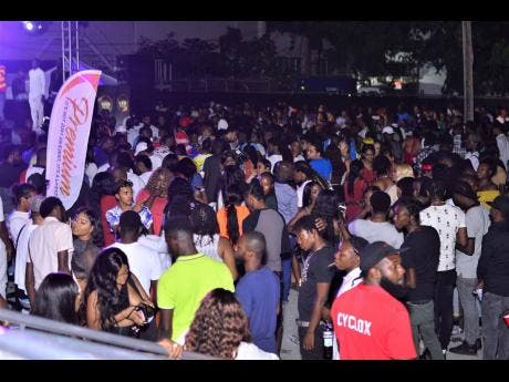 The KSAMC last week imposed a ban on the staging of parties in parking lots in the New Kingston area.