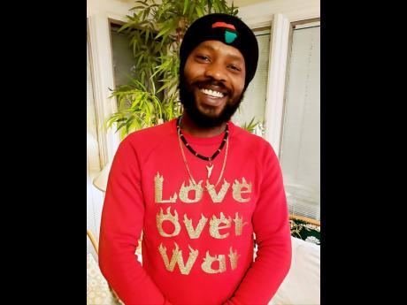 Reggae rapper Bucky Ital