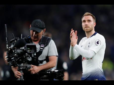 Tottenham demand 150 million euros from Real Madrid for Eriksen