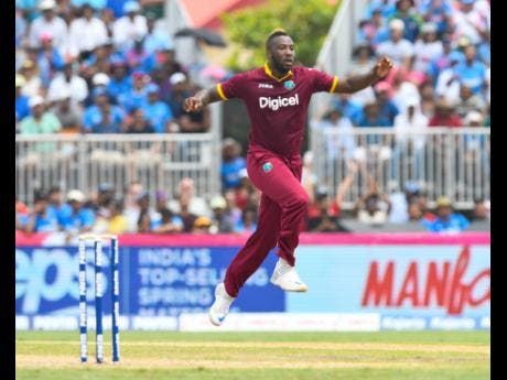 Russell 'hungry' for West Indies return at World Cup