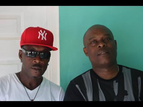 Al Beeko (left) and I Wahna