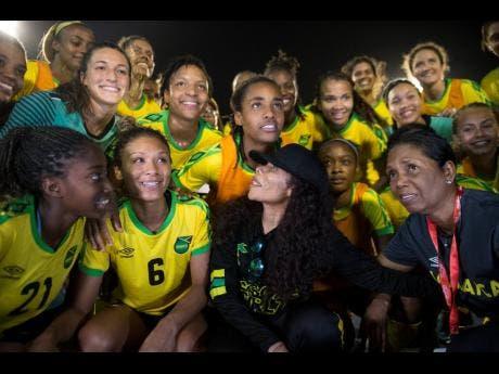 Cedella Marley believed in the Reggae Girlz | Commentary | Jamaica Star