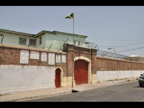 St Catherine Adult Correctional Centre.