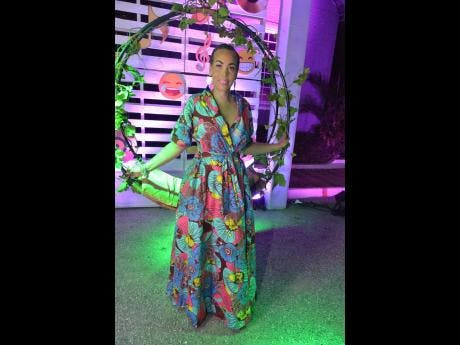 Reggae Sumfest Get Social Awards conceptualiser Tara Playfair-Scott.