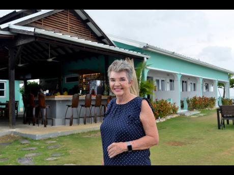 Owner of Luna Sea Inn, Linda Chidester.