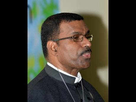 Father Sean Major-Campbell