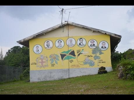 Gurney's Mount Primary School.