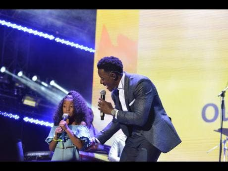 The partnership between Romain Virgo and Tashae was struck after THE STAR published a story in June in which the young singjay expressed a desire to collaborate with the recording artiste.