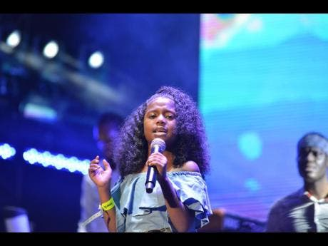 Tashae Silvera is even more popular in her Rae Town, Kingston community since her performance at Sumfest on Saturday night.