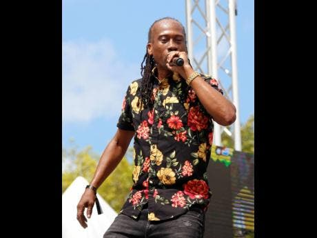 Six-time Bajan soca monarch winner Lil Rick brings the bashment to Mimosa Breakfast Party last Friday, August 2.