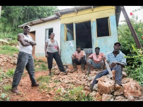 Residents of Comfort Hall, Trelawny, are adamant that they will not allow bauxite mining in the Cockpit Country.
