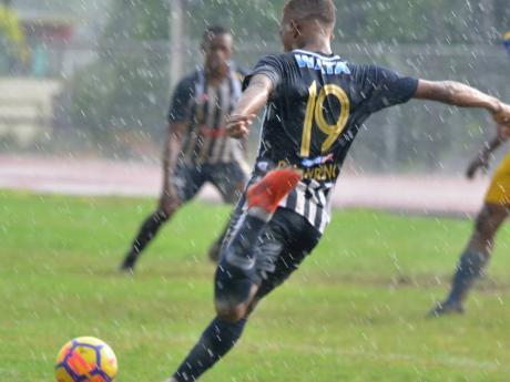 Players injured during lightning strike at Manning Cup match
