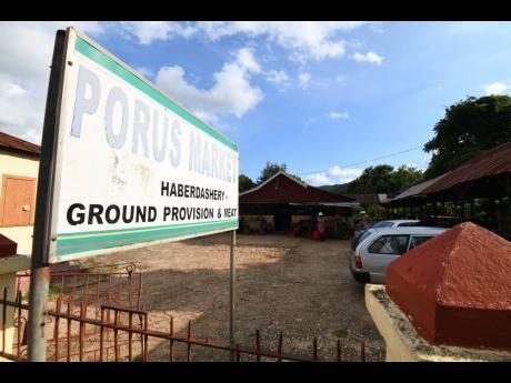 Porus Market