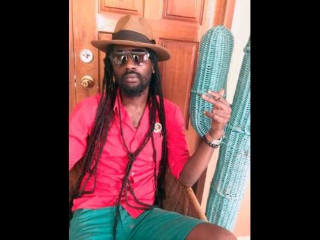 Reggae artiste, Kush Riley