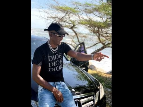 Dancehall artiste Laden says he's found his hit